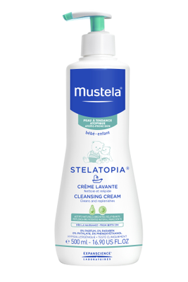 MUSTELA STELATOPIA CR LAVANTE 500ML