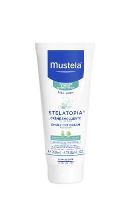 MUSTELA STELATOPIA CR EMOLLIENTE TB 200ML
