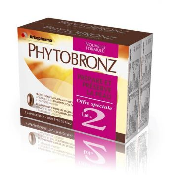 PHYTOBRONZ LOT2X30CAPSULES