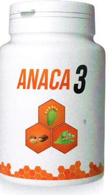 ANACA3 PERTE POIDS 90 GELULES