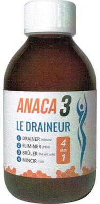 ANACA3 DRAINEUR 4 EN 1 250ML