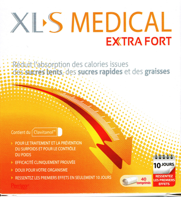 XL-S MEDICAL EXTRA-FORT 40 CPR