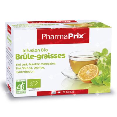 PHARMAPRIX INF BIO BRULE GRAISSE 20SACH