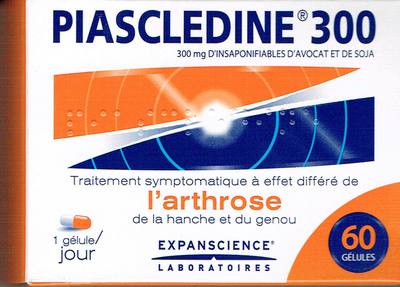 PIASCLEDINE 300MG GELULE 60
