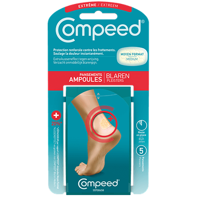COMPEED AMPOULE EXTREME PANS 5