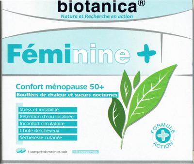 BIOTANICA FEMININE CPR 45