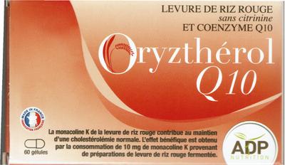 ORYZTHEROL+ Q10 BTE 60