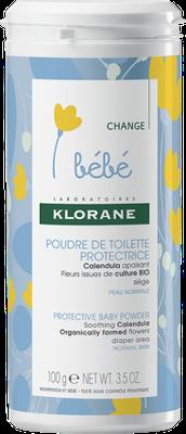 KLORANE BEBE POUDRE TOILETTE PROTECTRICE 100 G