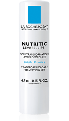 NUTRITIC SOIN LEVRE TUB4,7ML X2