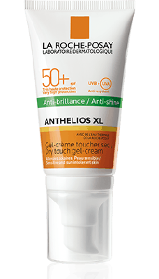 ANTHELIOS XL SPF 50+ GEL-CREME TOUCHER SEC SANS PARFUM 50 ML