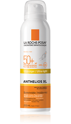ANTHELIOS XL SPF 50+ BRUME INVISIBLE 200 ML