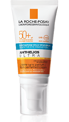 ANTHELIOS ULTRA CREME SPF 50+ SANS PARFUM 50ML