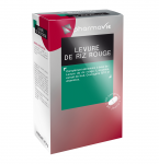 PHARMAVIE LEVURE DE RIZ ROUGE GELULES 60*3