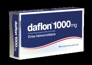 DAFLON 1000MG CPR 18