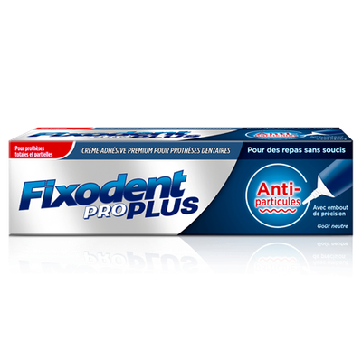 FIXODENT PRO CR A/PARTICUL 35ML