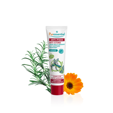 PURESSENTIEL ANTI-PIQUE CREME MULTIAPAISANTE BEBE 30ML