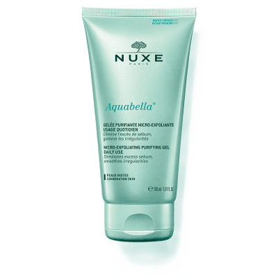 NUXE AQUABELLA GELEE PURIFIANTE EXFOLIANTE 150 ML