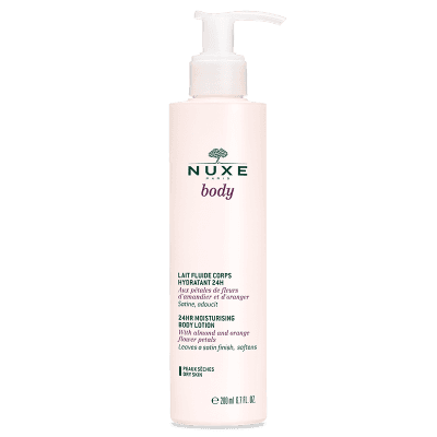 NUXE BODY LAIT FLUIDE CORPS HYDR 24H 200 ML