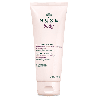 NUXE BODY GEL DOUCHE FONDANT LOT DE 200MLX2