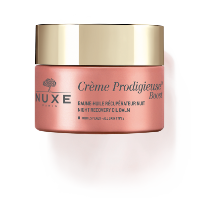 NUXE CREME PRODIG BOOST BAUME-HUILE RECUPERATEUR NUIT 50 ML