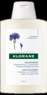 KLORANE SHAMPOING CENTAUREE REFLETS ARGENTES 400ML