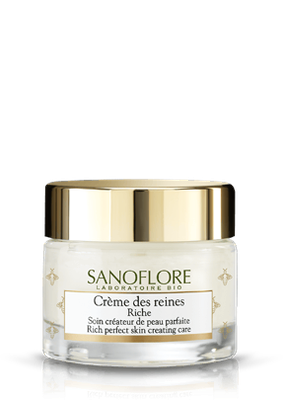 SANOFLORE CREME DES REINES RICHE POT 50ML