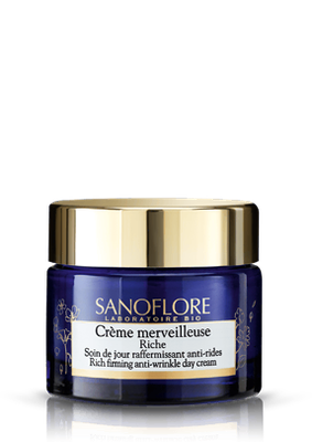 SANOFLORE CREME MERVEILLEUSE RICHE POT 50ML
