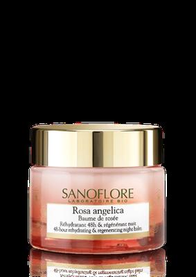 SANOFLORE ROSA ANGELICA BAUME  DE ROSEE NUIT 50ML