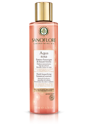 SANOFLORE AQUA ROSA 200ML