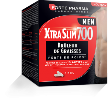XTRA SLIM MEN 120GELULES