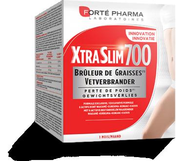 XTRA SLIM 700 BRÛLEUR DE GRAISSES EXTRA FORT 120 GELULES