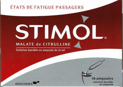 STIMOL AMP BUV 10ML 18