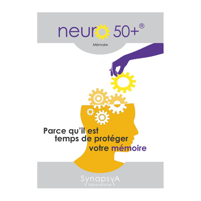 NEURO 50+ GELUL 30