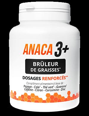 ANACA3+ BRULEUR GRAISSES GELUL180