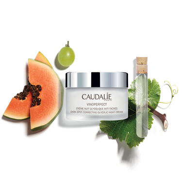 CAUDALIE VINOPERFECT CR NUIT GLYCOLIQUE 50 ML