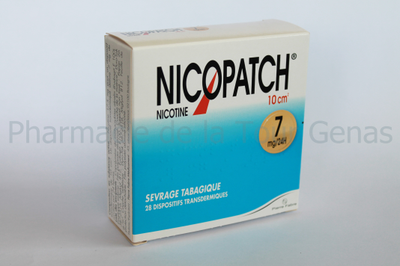 NICOPATCH 28 PATCHS 7MG/24H