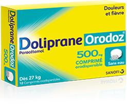 DOLIPRANE ORODOZ 500MG 12 CPR ORODISP