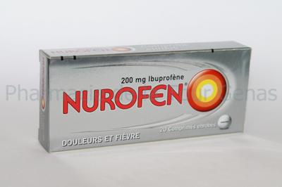 NUROFEN 200MG 20 CPR