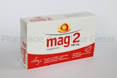 MAG 2 100MG 60 CPR
