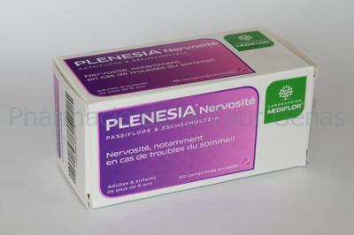 PLENESIA NERVOSITE 60 CPR