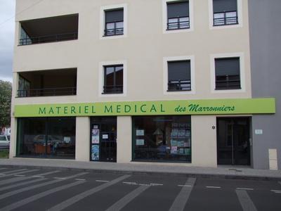 Pharmacie des Marronniers - Vue générale