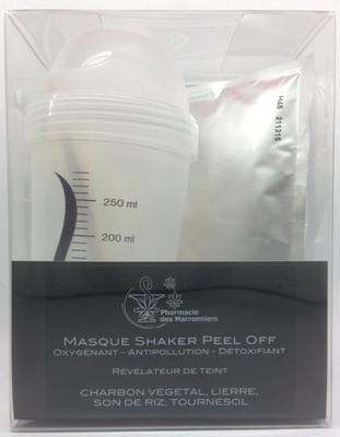 MASQUE PEEL-OFF DETOX - Pharmacie Marronniers - 1 sachet de 25gr