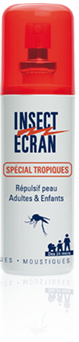 INSECT-ECRAN SPECIAL TROPIQUES Anti-Moustiq 75ml
