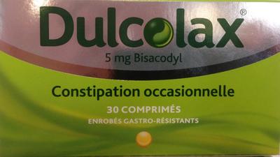 DULCOLAX 5MG Comprimés à avaler bte de 30