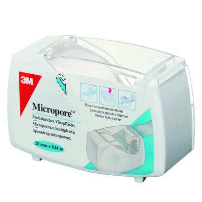 MICROPORE 25MMX9M14 DEVID BLANC