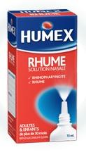 HUMEX 0,04% PULVERISATION NASALE 15ML