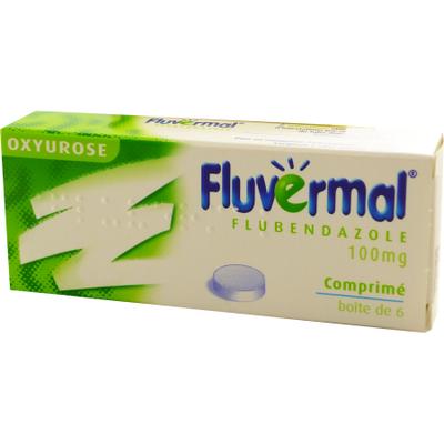 FLUVERMAL Comprimés Bte de 6