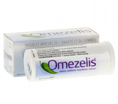 OMEZELIS TROUBLES DU SOMMEIL Bte de 120 Cps