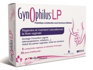 GYNOPHILUS LP BTE 6 CPR VAGINAUX