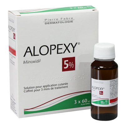 ALOPEXY 5% SOL EXT 60ML 3